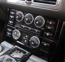 Gloss 'Piano Black' Interior Dash Fascia kit for Range Rover L322 2002-2005