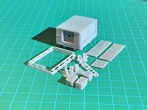 Umbausatz 1:87 / Rüstwagen 1 / RW-1 Bund / Katastrophenschutz / 3D Resindruck