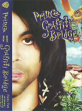 PRINCE GRAFFITI BRIDGE MUSIC FROM THE FILM CASSETTE ALBUM Synth-Pop Funk