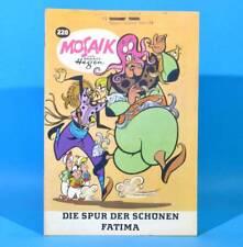 Mosaik 220 Digedags Hannes Hegen Originalheft   DDR   Sammlung original MZ 10