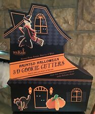 New listing 8 Pc Williams Sonoma Kids - Haunted Halloween 3D Cookie Cutters