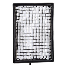 5cm Honeycomb Egg-Crate Waffle Grid For 80 x 120cm Recessed Studio Softbox