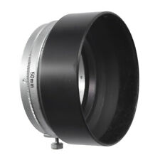 CANON ORIGINAL T-50-2 50mm METAL LENS HOOD #346