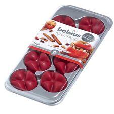 Bolsius Aromatic Duftwachs 8er Pack Bratapfel