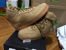 Nike Air Force 1 High '07 LV8 Flax Wheat Collection 806403 200 Men & Youth Sizes