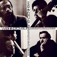 LLOYD QUARTET MCNEILL - WASHINGTON SUITE (REMASTERED)   CD NEU