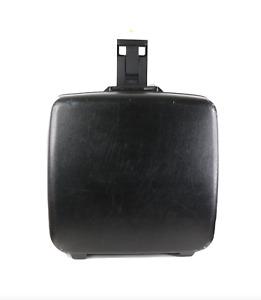 Vtg 90s Samsonite Excel Handled Built in Luggage Cart Train Case Rolling Bag USA