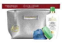 Collistar Fluido Idratazione Profonda 400ml Talasso Scrub 150g + Beauty Piquadro