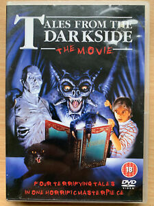 Tales from the Darkside the Movie DVD 1990 Cult Horror Feature Film