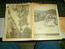 FAUSTO COPPI quaderno originale degli anni '40 RG71