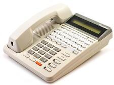 Lot of (5) Refurbished Panasonic KX-T7130 Display Speaker Phone (White)