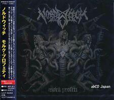 NORDWITCH - Mork Profeti +2 / Japan OBI New CD 2017 / female Black & Death Metal
