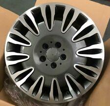 """18""""new grey pol Mercedes Benz c/e/s class c63 vito / viano Alloy Wheels tyres"""