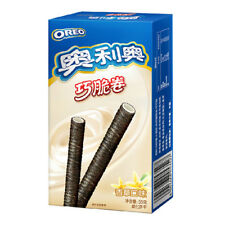 Oreo Wafer Roll - Vanilla Flavour 55g