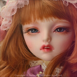 DOLLMORE NEW DOLL  Kid Dollmore Girl - Cora ( face up)
