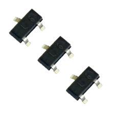 New Original 10PCS 2N7002 SOT-23( SMD ) N-Channel 60V 115mA MosFET Transistor