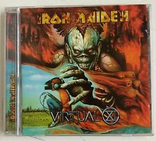 Iron Maiden Virtual XI CD 1998  Holanda