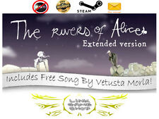 The Rivers of Alice - Extended Version PC & Mac Digital STEAM KEY - Region Free