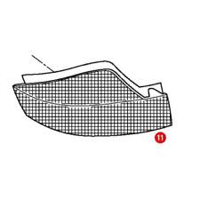 Givi Z731 CATADIOTTRO laterale Valigia V46 (dx Sx) trasparente