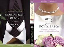 Guia Para El Novio Inteligente/Guia Para La Novia Sabia Spanish Edition