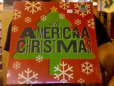 An Americana Christmas LP sealed vinyl