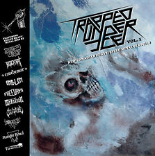 TRAPPED UNDER ICE Vol. 1: The New Face of Canadian Metal (NEW*LIM.BLACK VINYL)