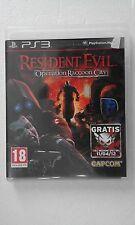 PS3 SONY PLAYSTATION 3 RESIDENT EVIL : OPERATION RACOON CITY - CAPCOM -