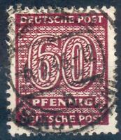 SBZ-Sachsen Mi.-Nr.137Ya (MICHEL € 34,00) BPP geprüft