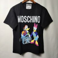 New 20Moschino19-T-Shirt-Donalduck with Vintage Player Shirts