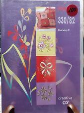 Pfaff Creative CD Machine Embroidery 330/82 - MADEIRA II