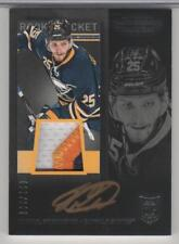 MIKHAIL GRIGORENKO 2013-14 PANINI CONTENDERS 3 COLORED PATCH AUTOGRAPH 100 MADE