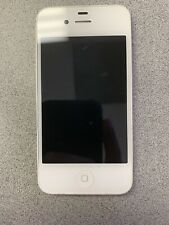 Apple iPhone 4s - 16GB - White Unlocked CDMA and GSM A1387 Good Condition