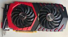GAMING Grafische kaart MSI RADEON RX580 GAMING X 8G GPU