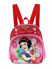"Disney Princess Snow White 10"" Shine Pink Color Mini Backpack