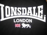 Lonsdale Muskelshirt Gr. M/L  Boxen OI PUNK
