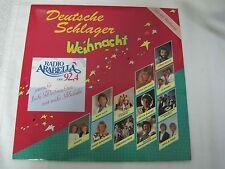 Vinyl LP,  Deutsche Schlager Weihnacht von Radio Arabella im Zustand VG+