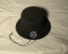 NEW! Charlie McCarthy top hat and monocle ventriloquist doll dummy puppet figure