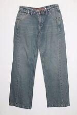 VOLCOM Brand Blue Miss Ergo Denim Jeans Size 10-S BNWT #SF116