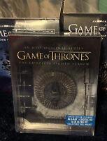 Game Of Thrones Season 8 Steelbook 4K Blu-ray Digital HD Copy Limited Edition