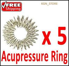 5 x Acupressure Massager Circulation Ring (Increase Blood Flow) - Best Price