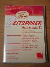 zeitsparer mathematik 2 schubi cd kopiervorlagen