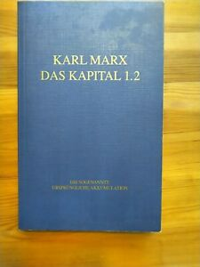 Karl Marx Das Kapital 1.2