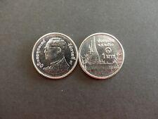 Pièce monnaie THAILANDE coins THAILAND 1 BATH NEW NEUVE UNC