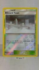 Blizzard Town 187/236 SM: Unified Minds  Reverse Holo  Mint/NM  Pokemon