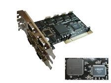 Carte Contrôleur SERIE RS232 x6 Sur Port PCI