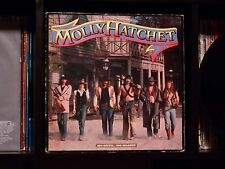 Molly Hatchet ♫ No Guts...No Glory ♫ 1982 Epic Records 1st US Press LP w/Insert!
