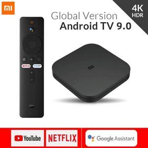 Xiaomi Mi TV Box S Android 9.0 4K HDR 2G 8G WiFi Google Cast Netflix Media