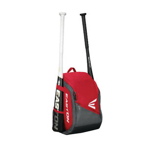 Easton GAME READY Youth BAT BACKPACK Red