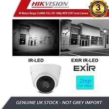 HIKVISION 1080P CAMERA HD-TVI TURBO HD OUTDOOR CAMERA 40M Range WDR