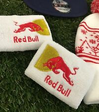 RED BULL ATHLETE ONLY WRISTBANDS - BRAND NEW - SET OF 2 - SPECIAL SALE